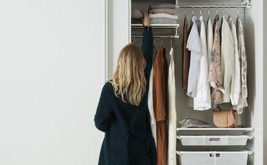 Herlig Garderobe | Montér TV-54