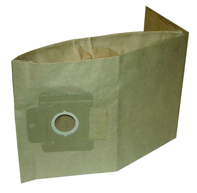 Støvpose 14 liter for sentralstøvsuger 5 stk Støvpose 14 liter for sentralstøvsuger, FLEXIT AS