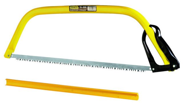 Buesag 610 mm hp amerikanske tenner 1-15-368 Buesag hp am tenner 750 mm1-15-403 Stanley Black & Decker Norway AS