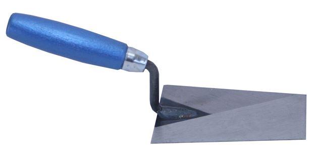 Firkantskje 120 mm blå Firkantskje/murskje, NORDIC TOOLS AS Nordic Tools AS