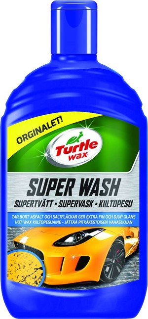 Bilshampo Super Vask 500 ml Turtle