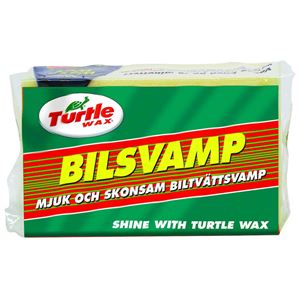 Svamp med shampo Turtle Wax
