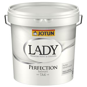 Lady Perfection takmaling 02 hvit 2,7 liter