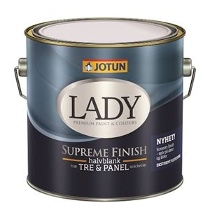 Lady Supreme Finish 40 Hvit base 2,7L