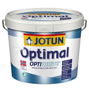 Optimal optiwhite hvit base 2.7 liter