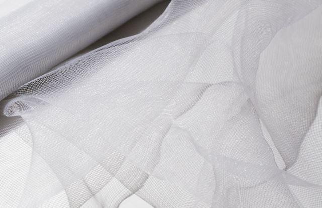 Flueduk plast hvit 0,6x10 meter Flueduk plast 7179186