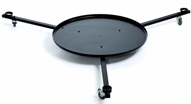 Understell til bålpanne m/hjul Understell til Espegård bålpanne 60 og 70 cm Espegard AS