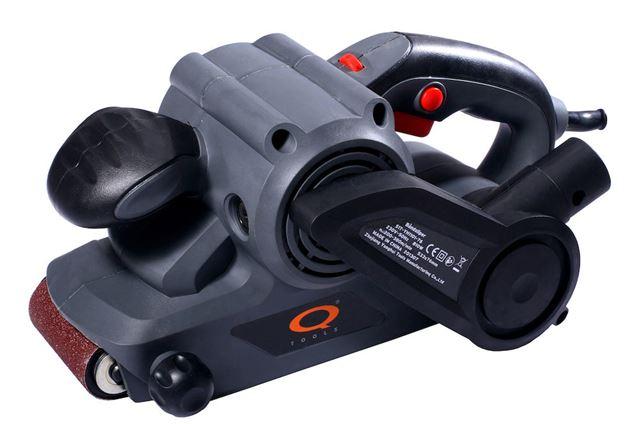 Båndsliper 810 watt 76x533 mm Q-Tools Båndsliper 810 watt 533x76 mm, Q-tools Optimera AS