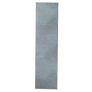 Baderomsplate 4943-M63 grey concrete 11x620x2400 mm