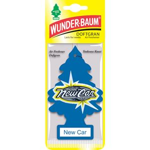 Wunderbaum dufttre new car scent