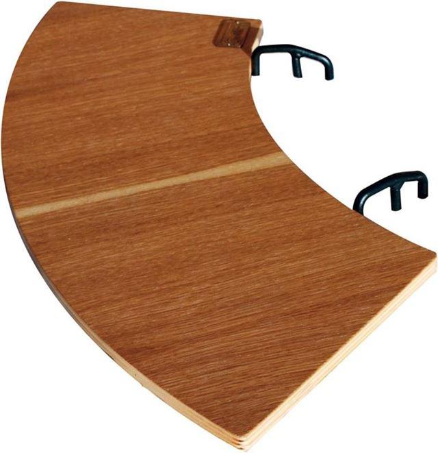 Sidebord i eik 60 cm bord til bålpanne/ fyrfat 2 stk Sidebord i eik 60 cm bord til bålpanne 2 stk Espegard AS