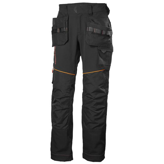 Helly Hansen Chelsea Evolution arbeidsbukse sort str C46