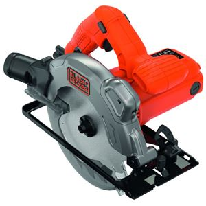 Black+Decker sirkelsag CS1250L 1250W 190mm m/ laser