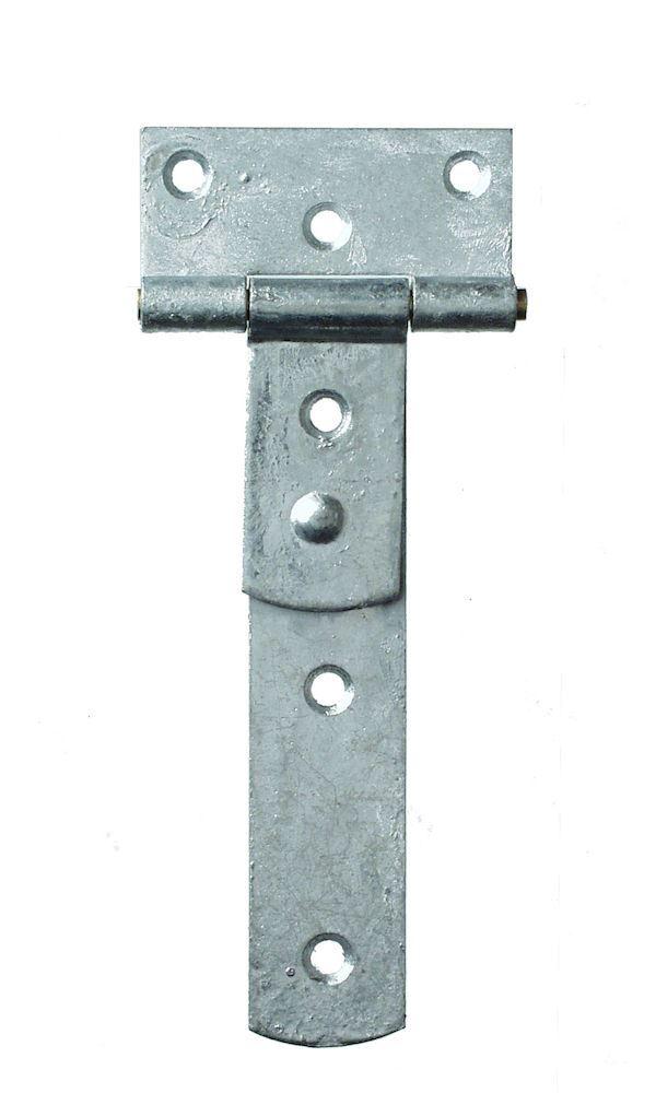 T-hengsel 6 155 mm 2107 varmforzinket T-hengsel pn-beslag 7031338