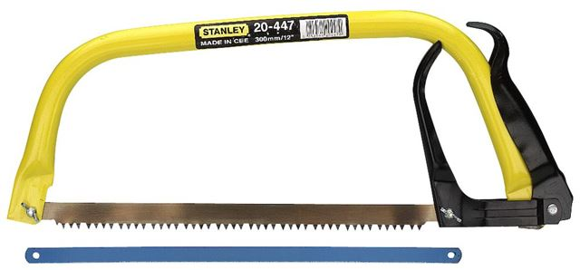 Buesag 750 mm hp amerikanske tenner 1-15-403 Buesag hp am tenner 750 mm1-15-403 Stanley Black & Decker Norway AS