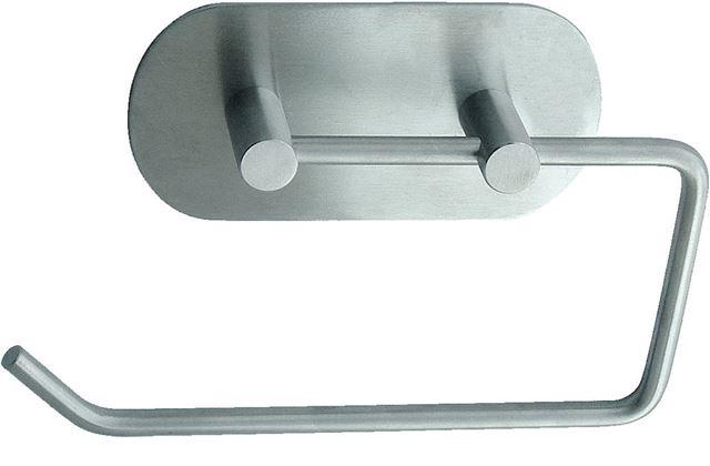 Rondo selvklebande toalettpapirholder matt  TOALETTPAPIRHOLDER RONDO Ljungmann Engros AS