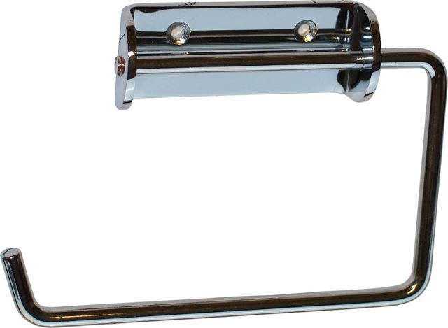 Mini toalettpapirholder krom TOALETTPAPIRHOLDER MINI KROM Ljungmann Engros AS