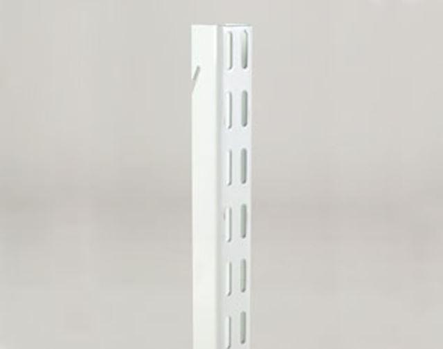 Hengeskinne 2140 mm hvit Elfa hengeskinne hvit decor 7009300