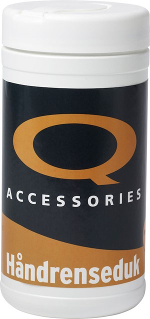 Håndrenseklut Q-accessories