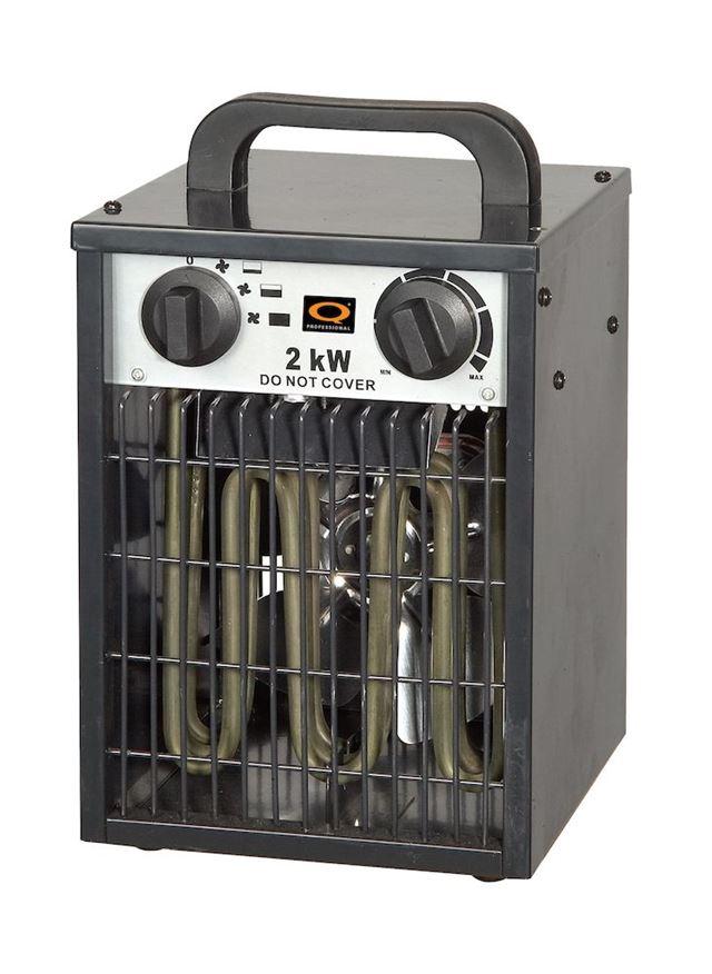 Varmevifte 2000 watt Varmevifte, Q-professional 7202924