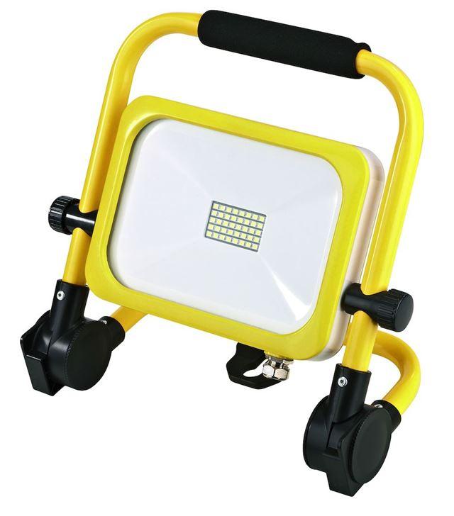 Arbeidslampe LED 1600 lumen IP54 20W Arbeidslampe LED 1600 lumen IP54 20W, NOVIPRO Optimera AS