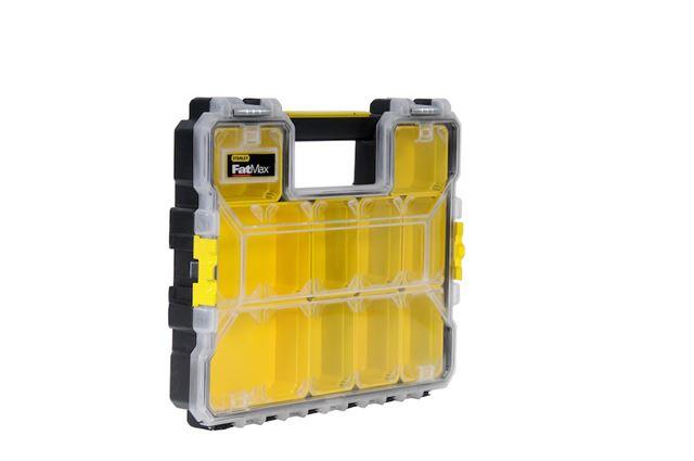 Oppbevaringsboks vanntett oppbevaringsboks pro, Fatmax Stanley Black & Decker Norway AS