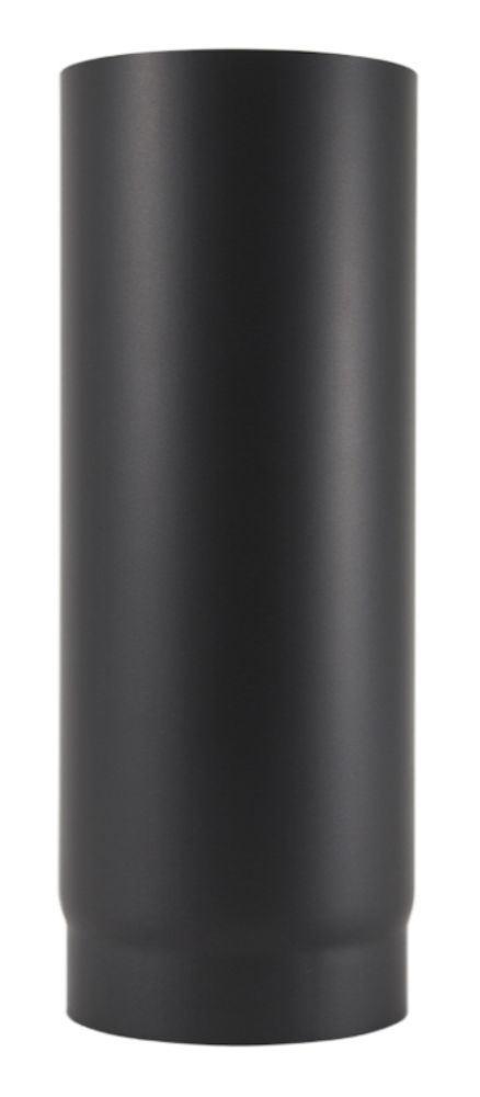 Røykrør ø 125x330 mm rett sort matt emalje 1,1 mm Røykrør, Jøtul Jøtul AS