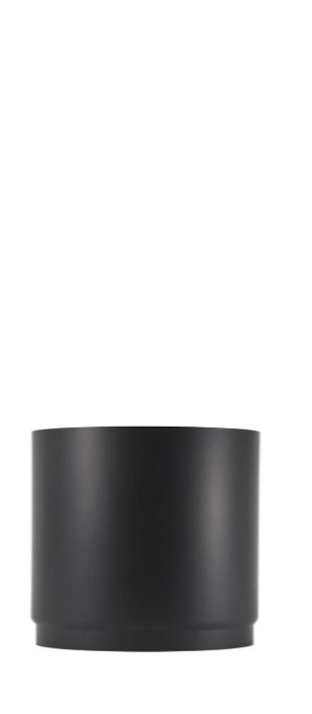 Røykrør ø 150x150 mm sort matt 2,3 mm Røykrør, Jøtul Jøtul AS