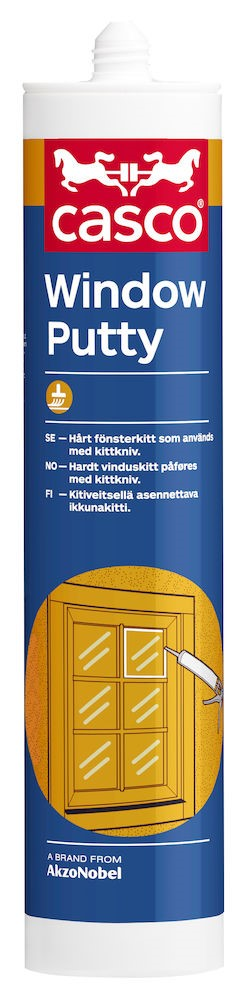 Vinduskitt window putty 300 ml