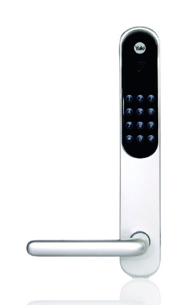 Rørig Yale Doorman v2n elektronsik dørlås | Montér YU-21